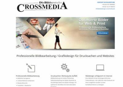 """WordPress Website """"Die Bilderstube"""" aus Egelsbach / Hessen"""