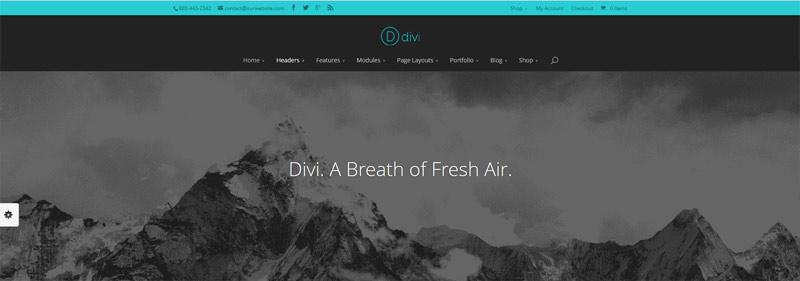 DIVI 2.0 von Elegant Themes ist seit dem 21.Mai da!