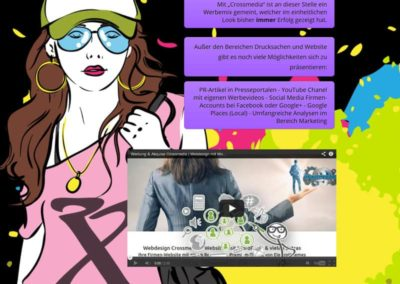 Die Bilderstube Crossmedia Relaunch 2014