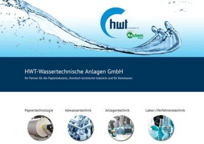 """Neue """"Homepage"""" für HWT in Erzhausen"""