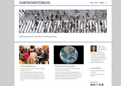 WordPress Blog Frankfurt
