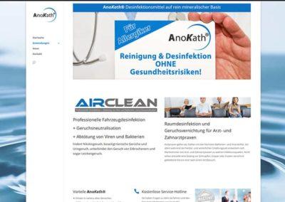 Webdesign für ein Unternehmen aus Alzenau