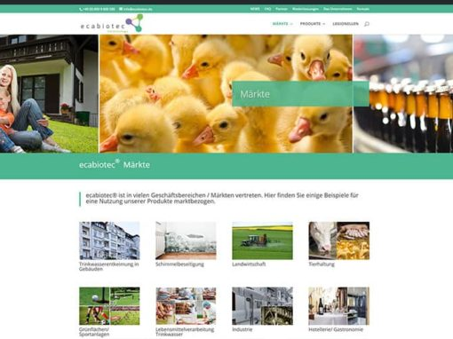 Referenz Website aus Mörfelden Walldorf