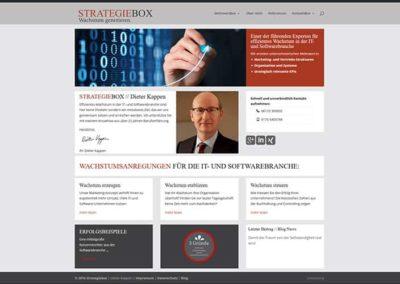 Relaunch Unternehmensberater aus Bad Homburg