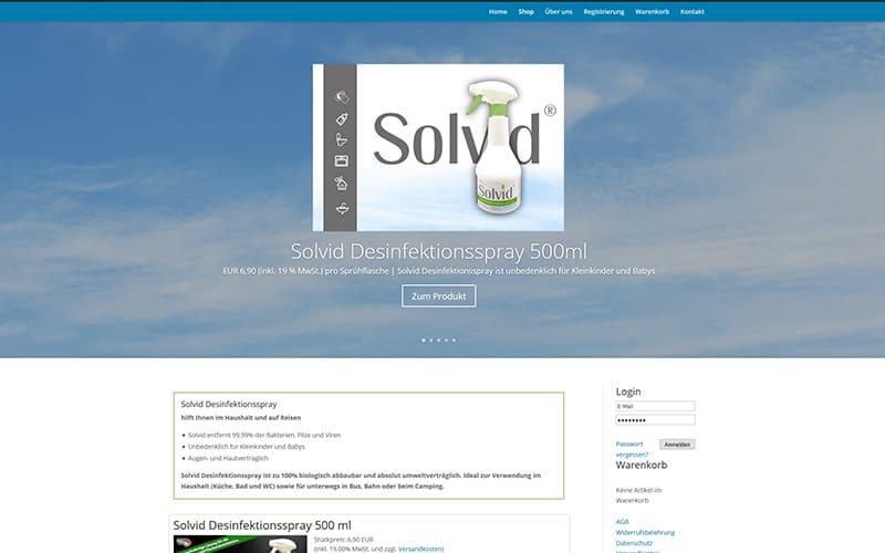 Webshop mit WPSHOPGermany
