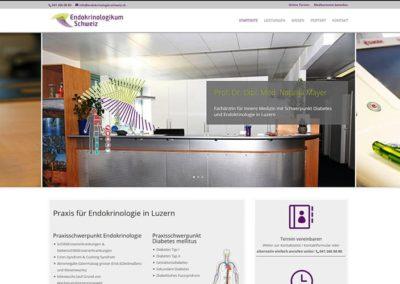 Website / Homepage für Fachärztin