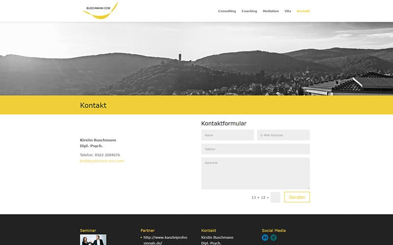 Website WordPress für 400,-