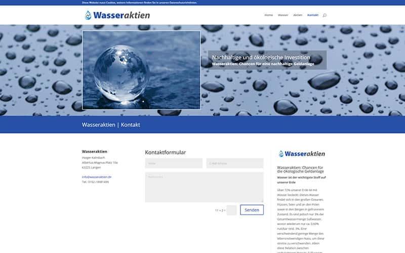 Wasserkatien-Langen