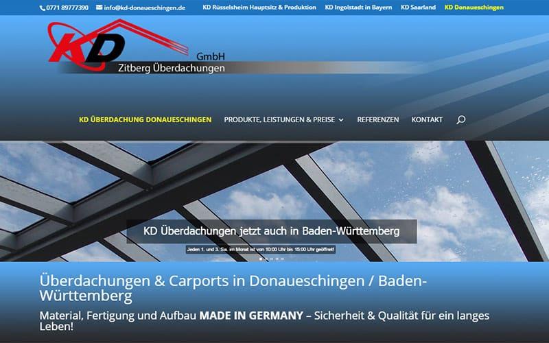 Donaueschingen-kontakt-kd-Referenz