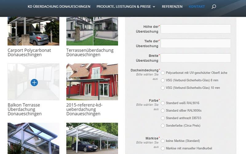 Saarland-Formular-Website
