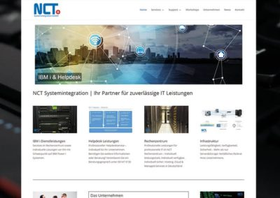 Trebur | neue Homepage IT Systemhaus