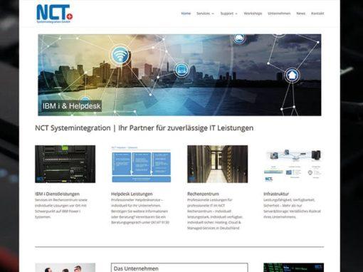 Trebur   neue Homepage IT Systemhaus