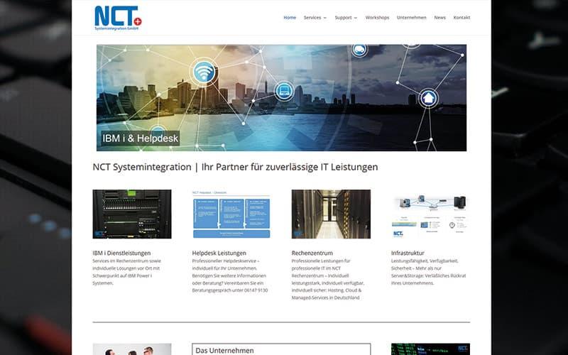 Trebur | neue Homepage IT Systemhaus