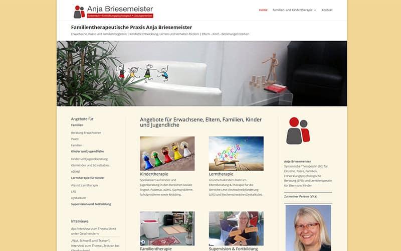 Darmstadt Homepage Erstellen