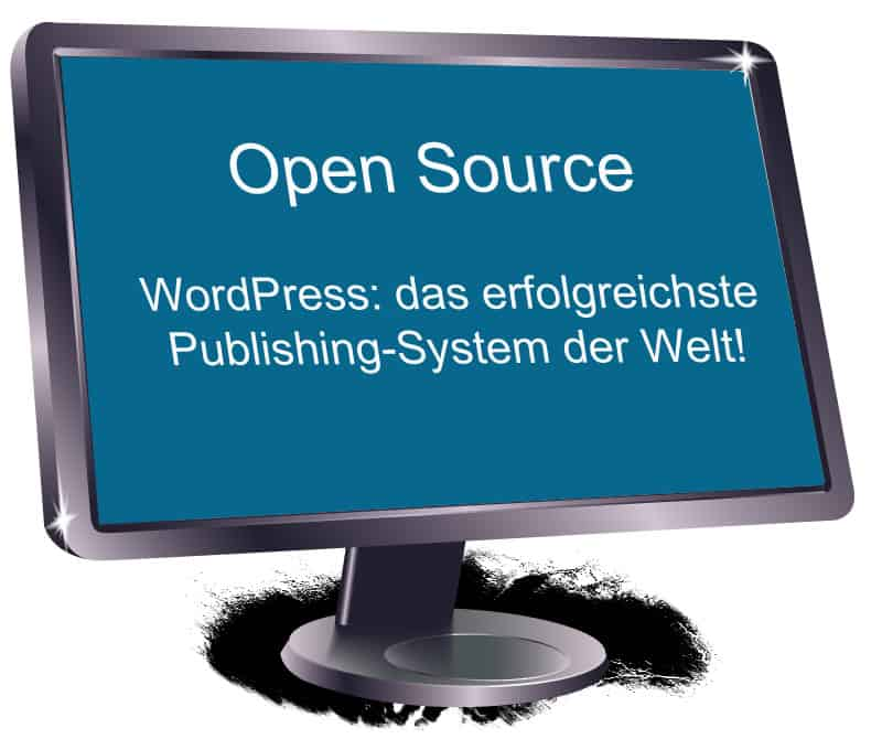 opensource WordPress Webdesign
