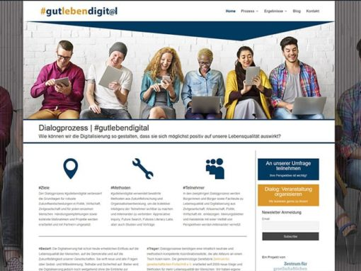 WordPress Erstellung für einen Verein in Frankfurt