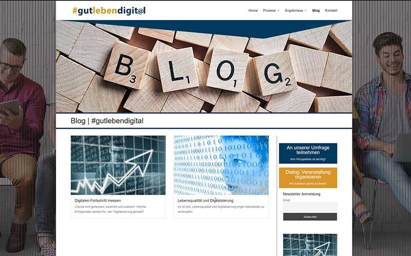 Blogerstellung-Frankfurt