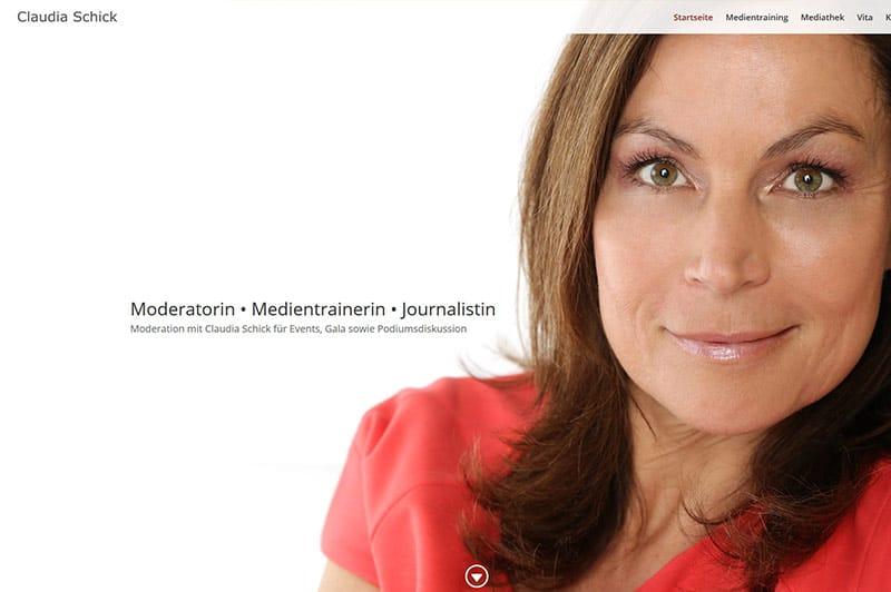 Mediatheke Claudia Schick