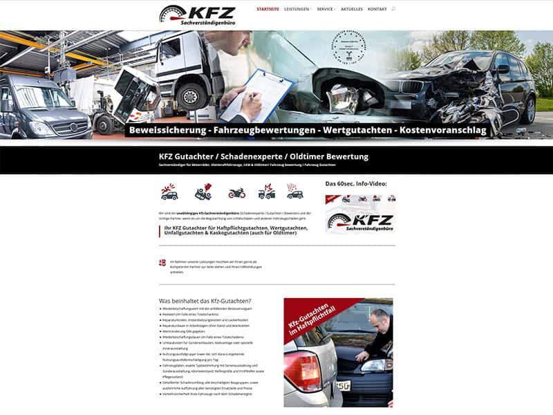 Gutachter-KFZ-Werbung