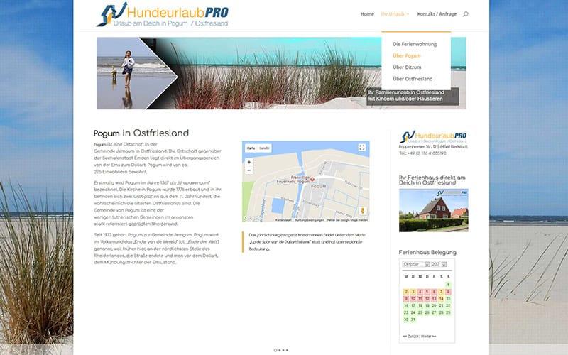 Homepage-Hundeurlaub