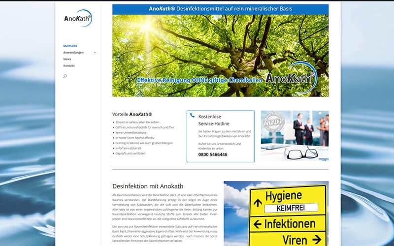 Website Referenz Alzenau