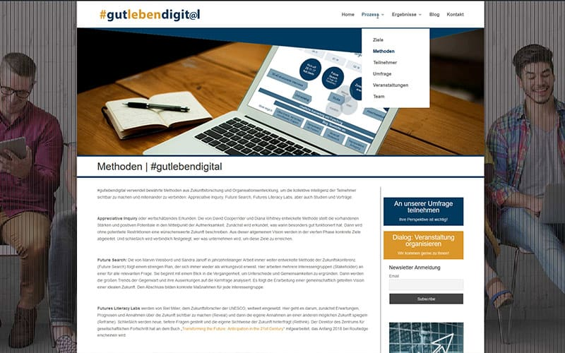Website-gutlebendigital