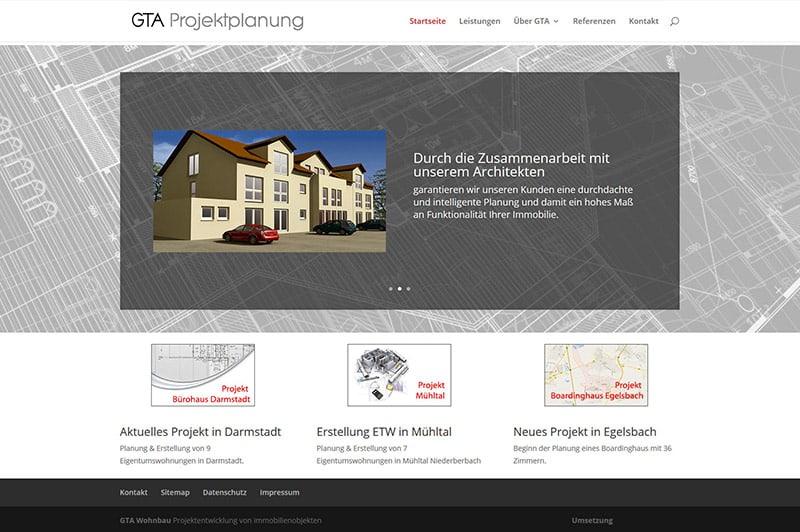 Bau-Projektplanungsfirma aus Erzhausen