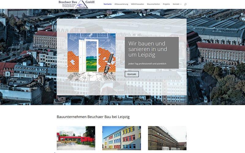 Bauunternehmen Leipzig