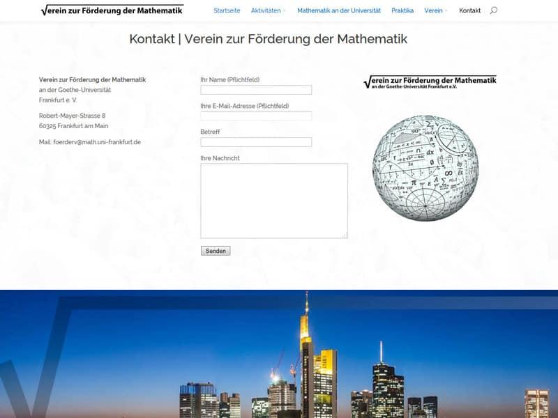 mathematik-frankfurt