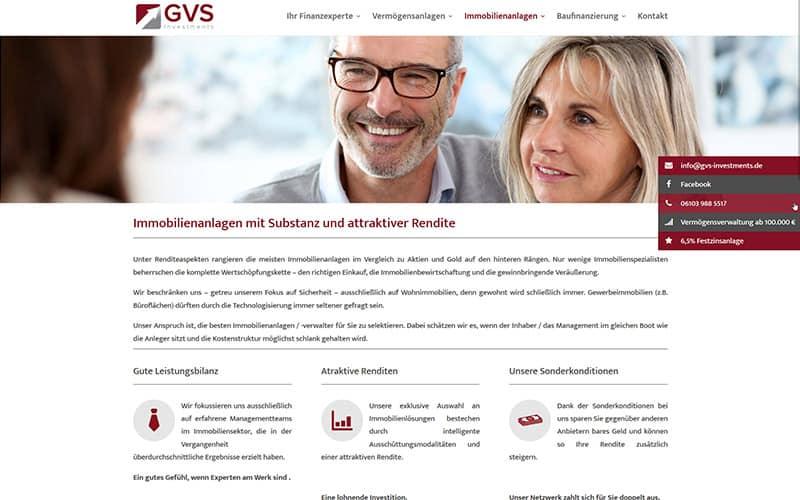Dreieich | Erstellung neuer WordPress Homepage