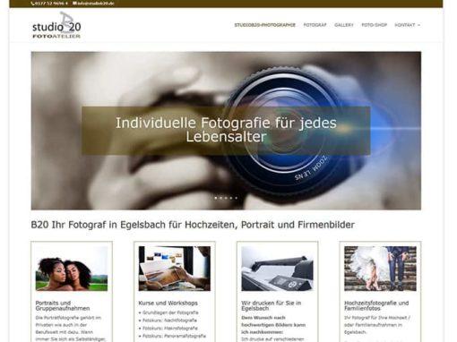 Egelsbach: ReDesign einer Homepage