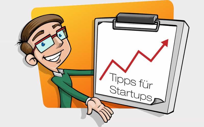 Tipps für Gründer / Startups
