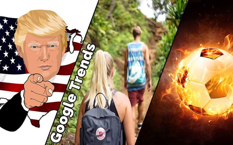 Was haben Trump, das Dschungelcamp und die WM Auslosung gemeinsam?
