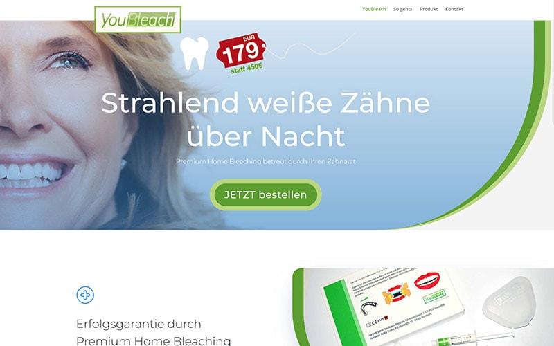Essen-WordPress-Website