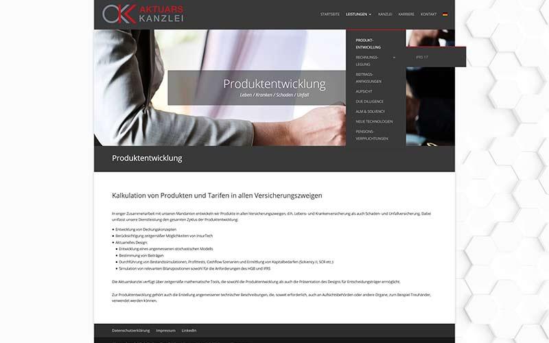 Frankfurt-erstellung-Website