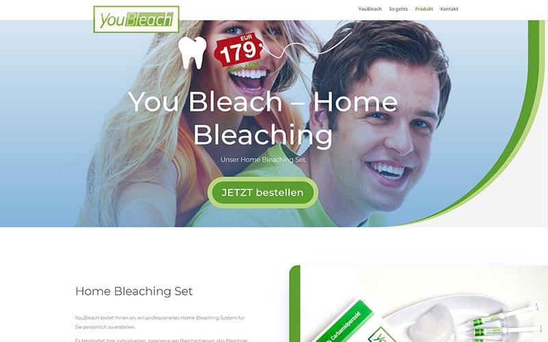 Homepage-Bleaching
