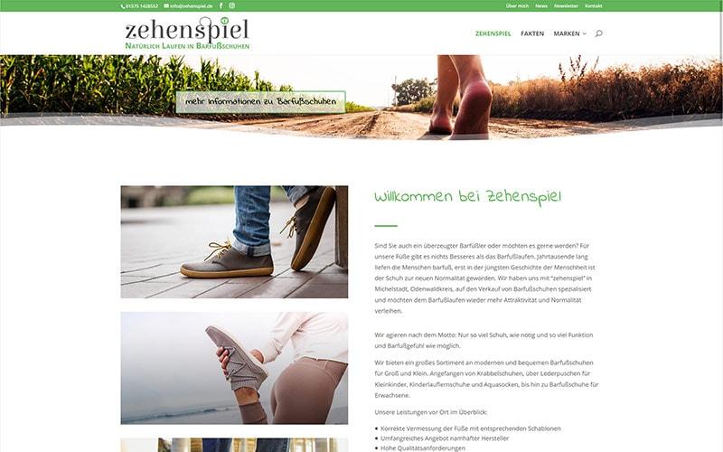 Bad König | Homepage erstellen Fachgeschäft