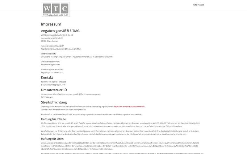 Schnellschuß-Homepage an einem Tag