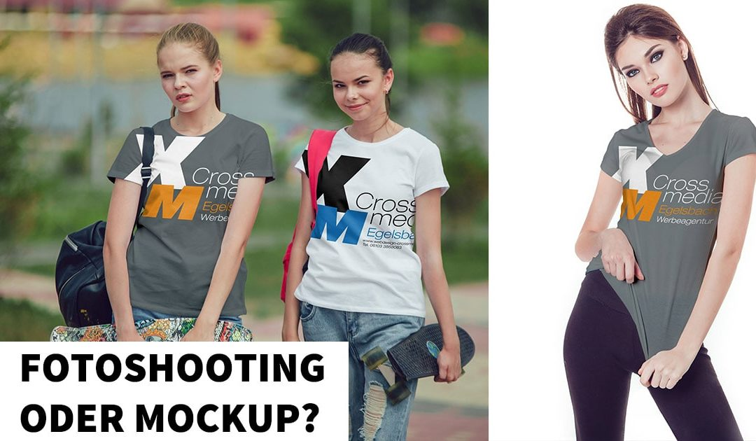 Werbung: T-Shirts bedrucken lassen