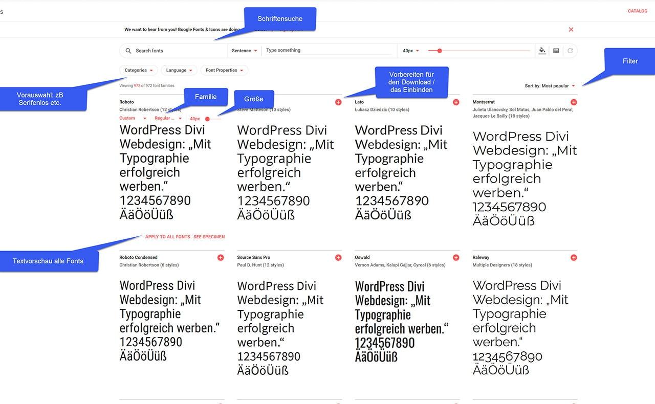 Google-Fonts-Hilfe