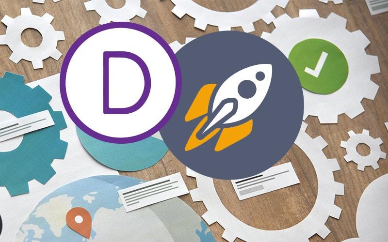 Vergleich Divi-Rocket vs WP-Rocket