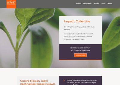 Homepage Nachbau mit WordPress und Divi