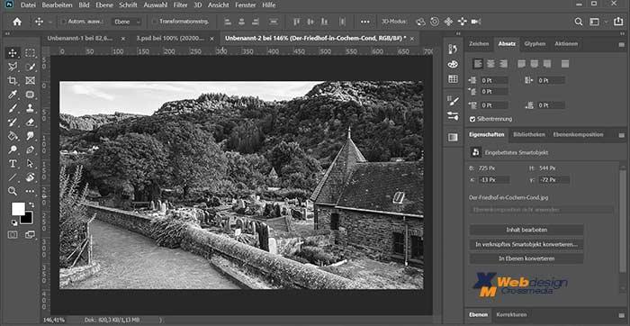 Homepage-Design-Cochem