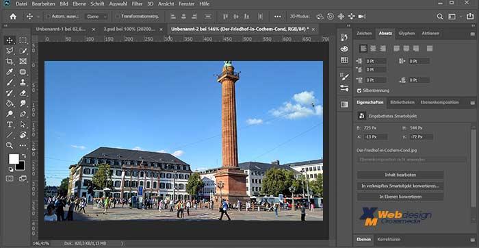 Homepage-Design-Darmstadt