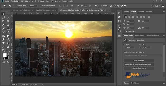 Homepage-Design-Frankfurt