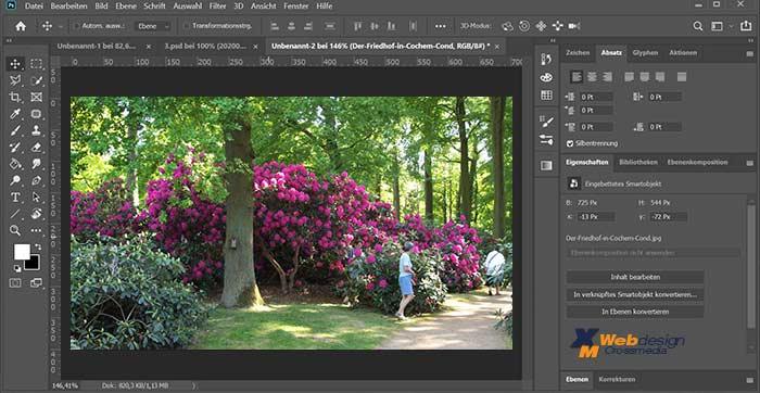 Homepage-Design-Langen