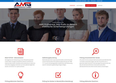 Mannheim | Homepage mit WordPress und Divi
