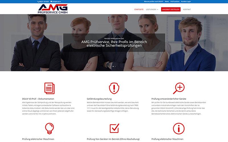 Mannheim | Homepage mir WordPress und Divi
