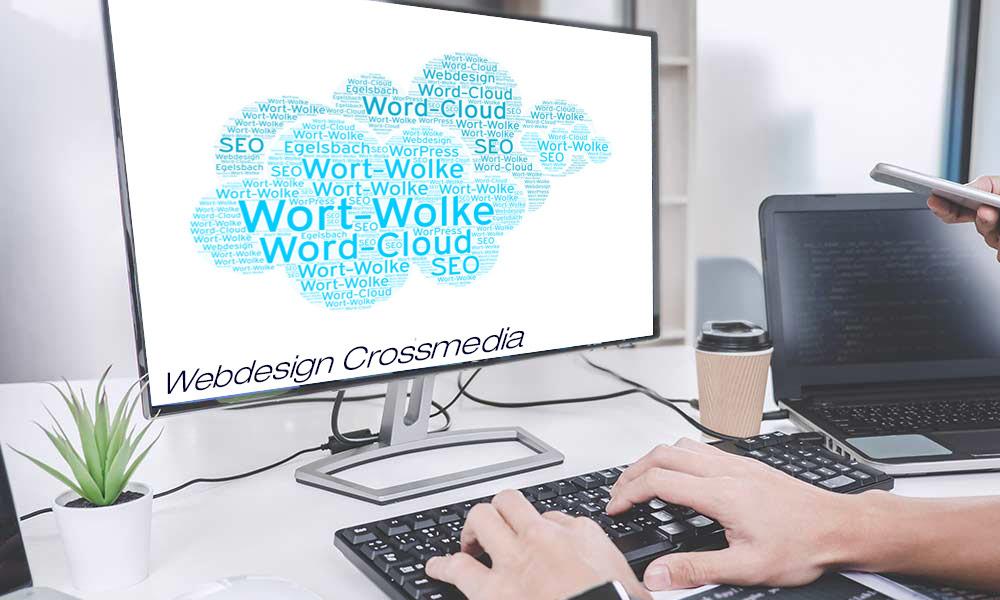 Wort-Wolke / Word-Cloud
