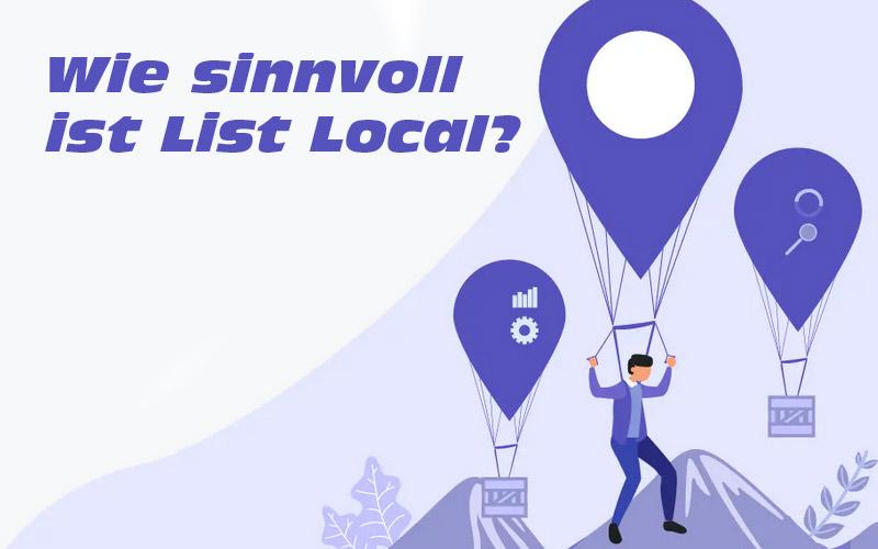 1&1 IONOS | Erfahrungen zu List Local